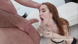 Fucking Wet beer Festival with DiDevi, Balls Deep Anal, DAP, Gapes, Pee Drink, Swallow GIO924