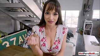 My busty MILF stepmoms pussy is better than chemistry