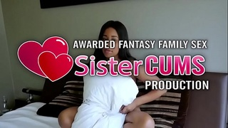 Interracial Sister Jenna Foxx Hardsex Siblings Pov - SisterCUMS.com