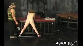 Sweetie gets her favorite sex toy out to play
