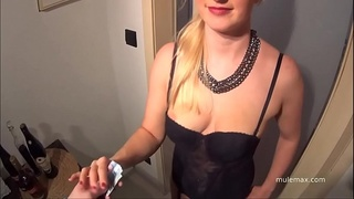 Broken condom and impregnated step sister on mulemax.com