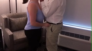 HotWife Amber - Blackmailed, Fingered and Fucked in the Ass by Boss