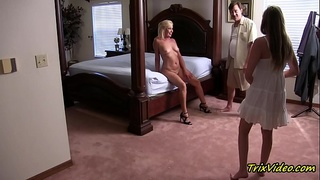 Threesomes With Mommy, Daddy and the Babysitter