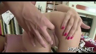 Lustful amateur cutie is always ready to get fucked truly deep