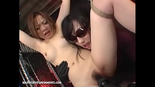 Asian Femdom Fun At Its Finest With Toys And Fetish Action