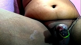 Indian Dick Dripping Precum and Multtiple (8 Times in Row) Handsfree Cumshot