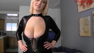 i see you like my costume - jerkoff instruction virtual sex joi