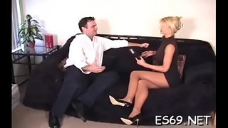 Naughty women like to spice up sex with proper humiliation