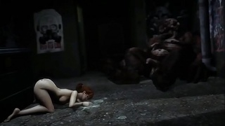 3d sex toon - Young Redhead asian teenager is drilled by big monsters dick - http://toonypip.vip - 3d sex toon