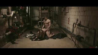 All sex and nudity form the mainstream movie The Tribe. All actors are deaf and use sign language. There are no subtitles