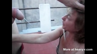 Deepthroat Forced And Piss Puking