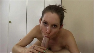 Lelu Love Bounces On Your Cock Until You Cum Deep In Her Pussy