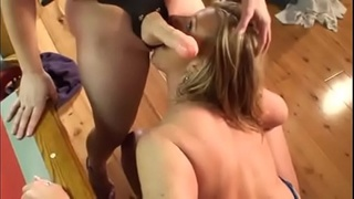 Zoey Andrews strapon anal