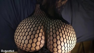 Perfect ass hot babe cheating on him and get creampie - Bootysothick